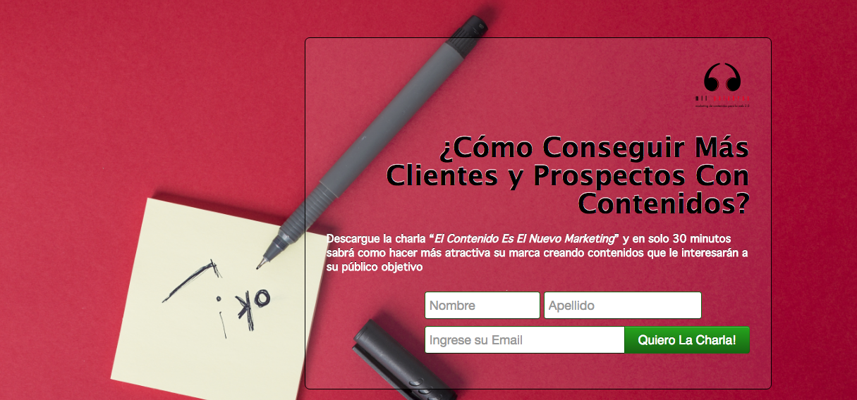 Marketing de contenidos LM
