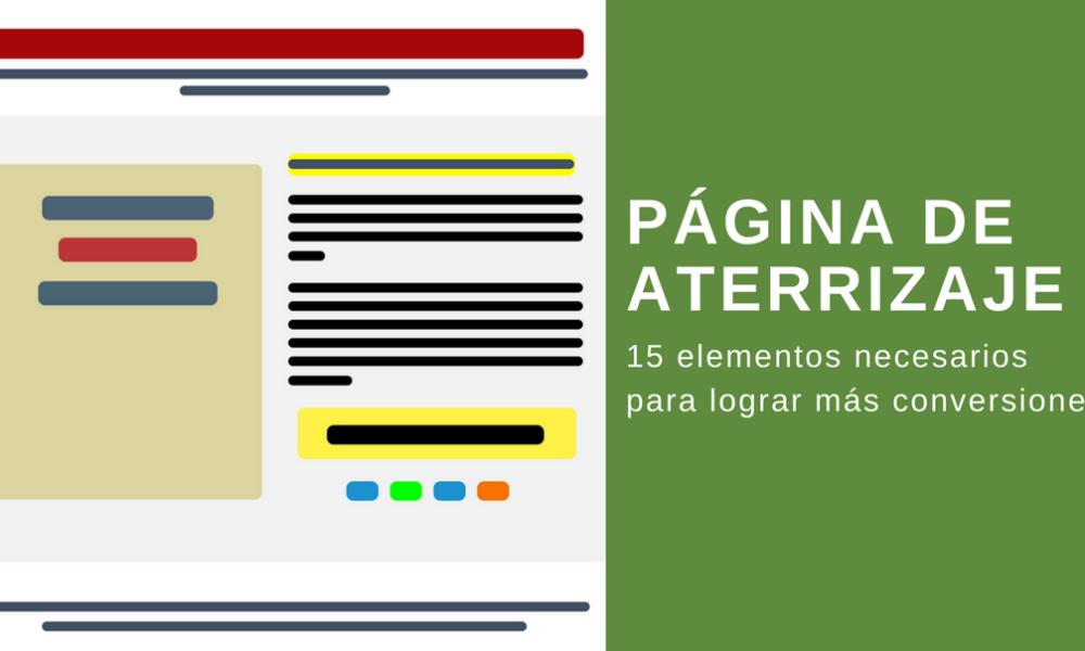 landing page – PÁGINA DE ATERRIZAJE mp